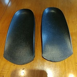 Superfeet men's dress insoles. Two sets